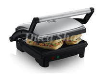 3-IN-1 PANINI MAKER/GRILL & GRIDDLE Russell Hobbs 17888-56